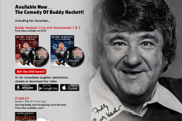 BuddyHackett.tv