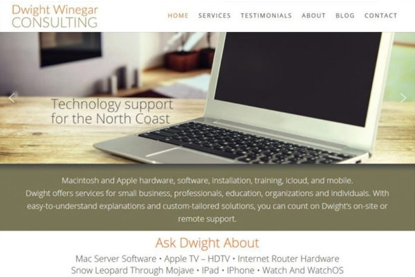 Dwight Winegar Consulting