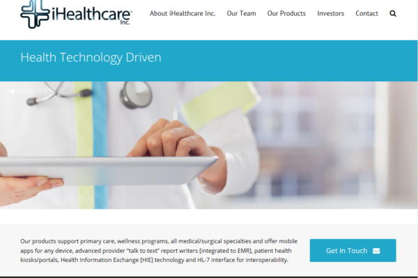 iHealthcare Inc.
