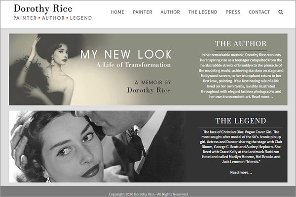 Dorothy Rice